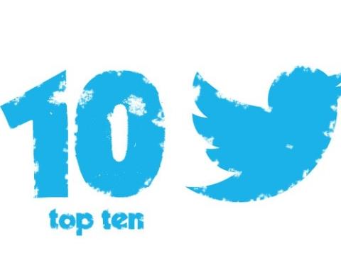 top ten social