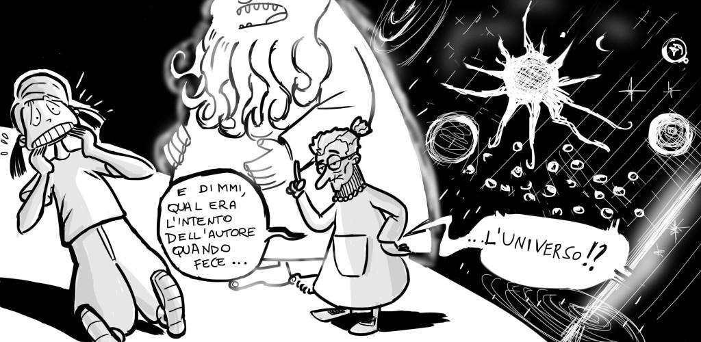 Vignetta - La solitudine dello spettatore CHine