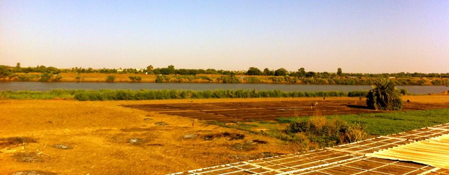 Khartoum - Nilo azzurro Nilo bianco