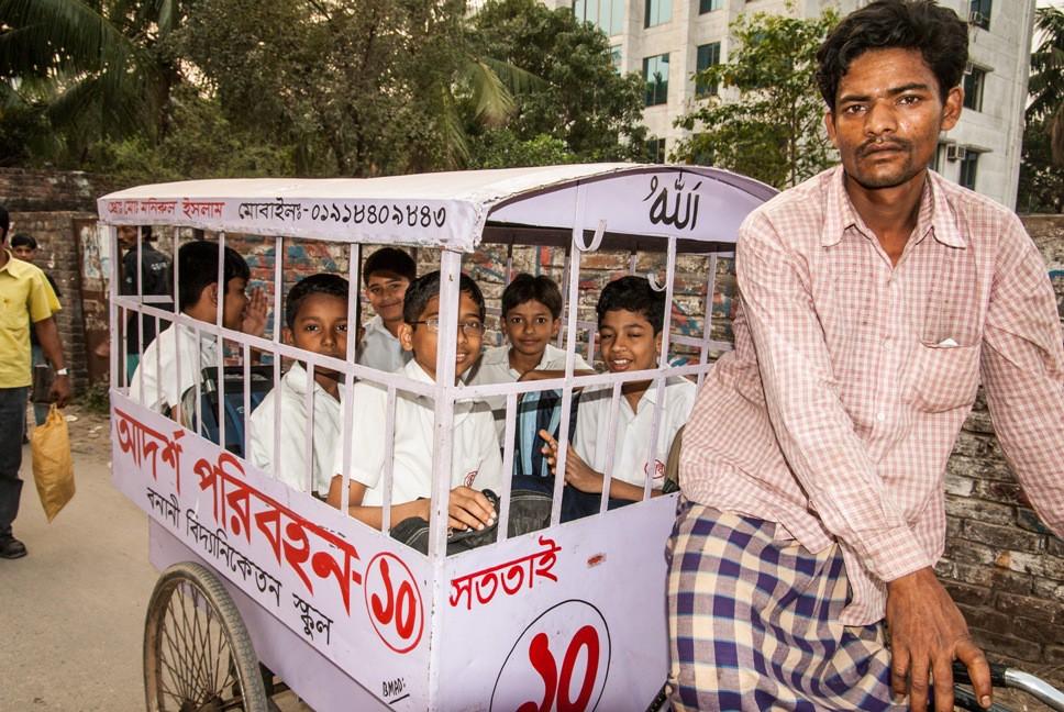 Scuolabus Bangladesh