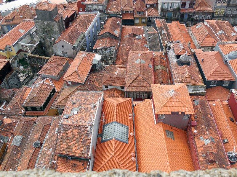Oporto-tetti