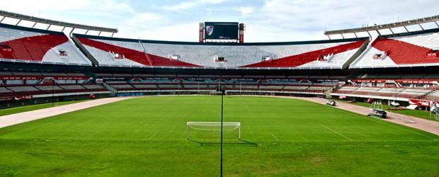 Buenos Aires, Estadio Monumental, patria del River Plate