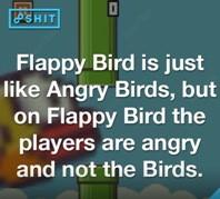 Flappy Birds - Shit