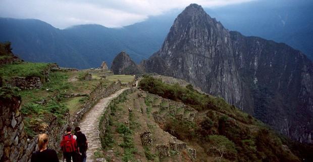 Ecoturismo-Inca Trail to Machu Picchu