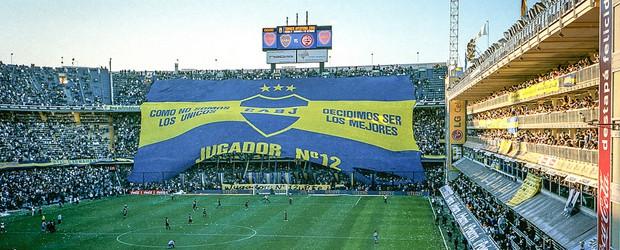 La Bombonera, il dodicesimo giocatore a Buenos Aires
