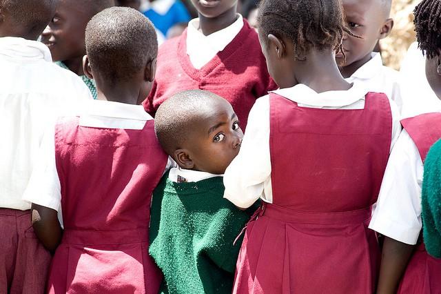 Progetto di sostegno scolastico in Kenya