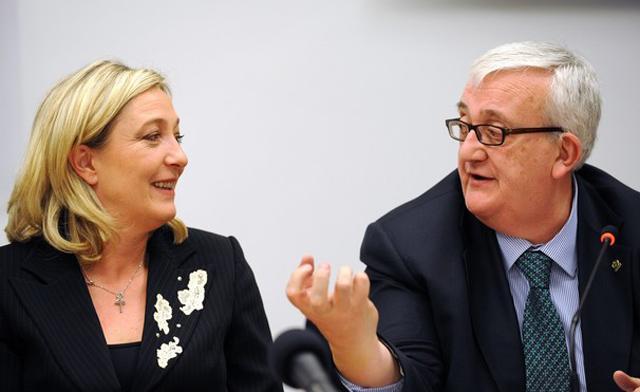 elezioni europee 2014-borghezio