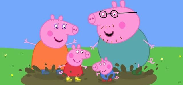 sociologia di peppa pig
