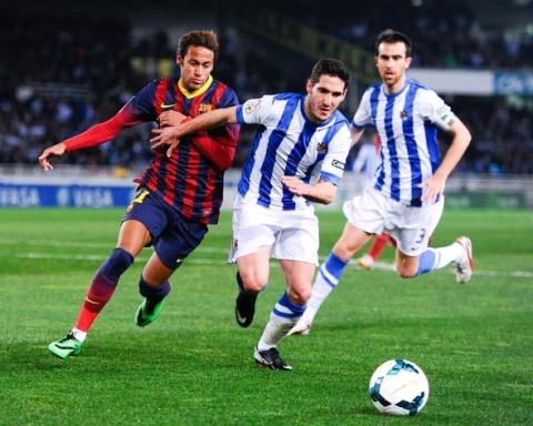 Real Sociedad-Barcellona