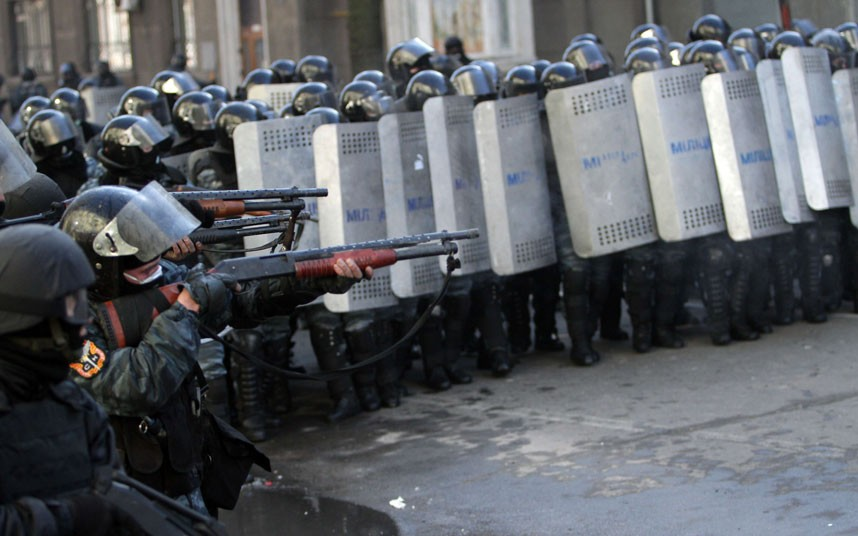 ucraina-rivolta kiev
