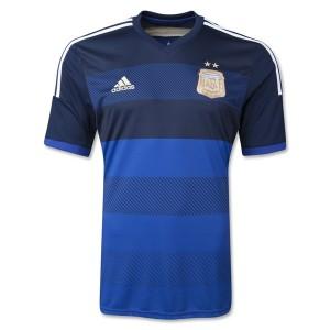 Seconda maglia Argentina