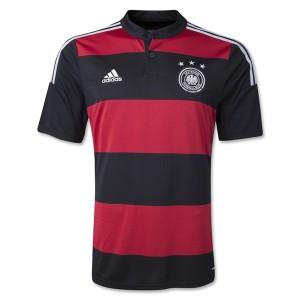 Seconda maglia Germania