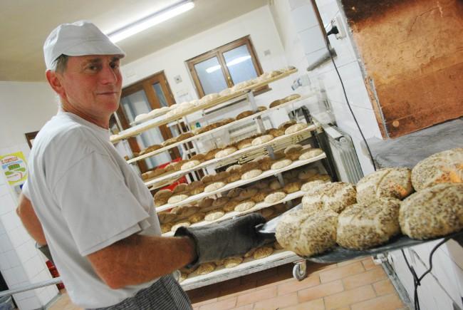 Pasta madre del forno certello