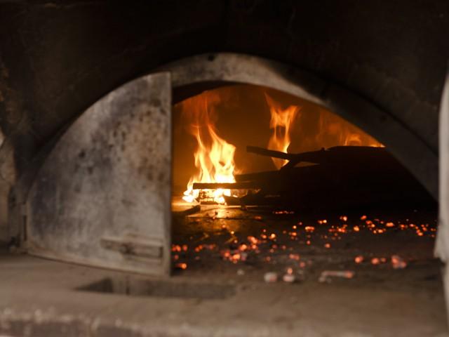 fuoco forno certello