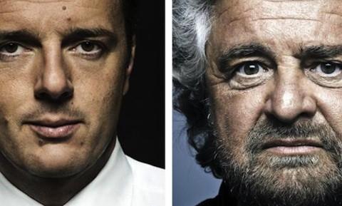 Renzi e il M5S