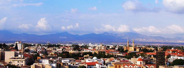 Cipro mare low cost Nicosia