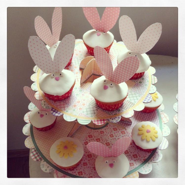 muffins coniglietti di Pasqua