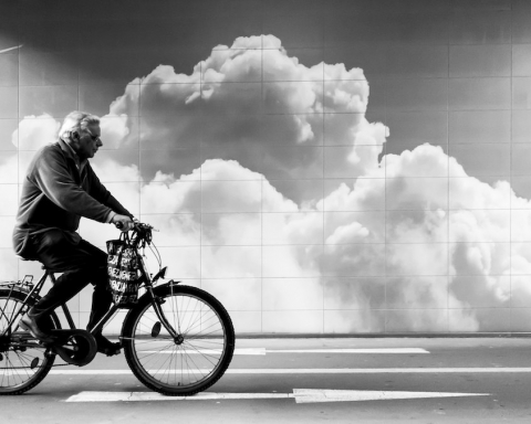 muoversi in bicicletta