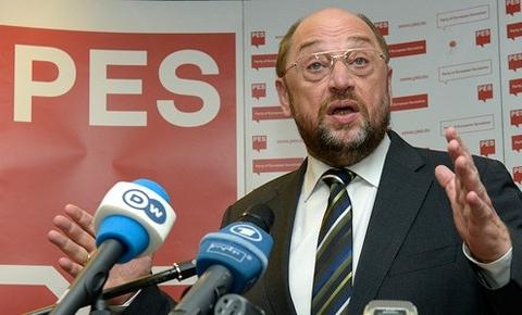 partito-socialista-europeo-PES-martin-schulz