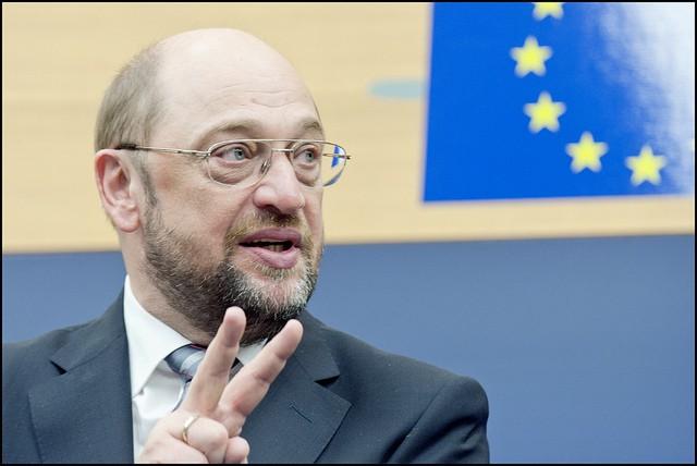 partito socialista europeo-martin schulz