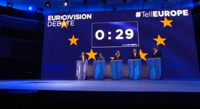 Elezioni Europee 2014: il primo dibattito presidenziale della storia