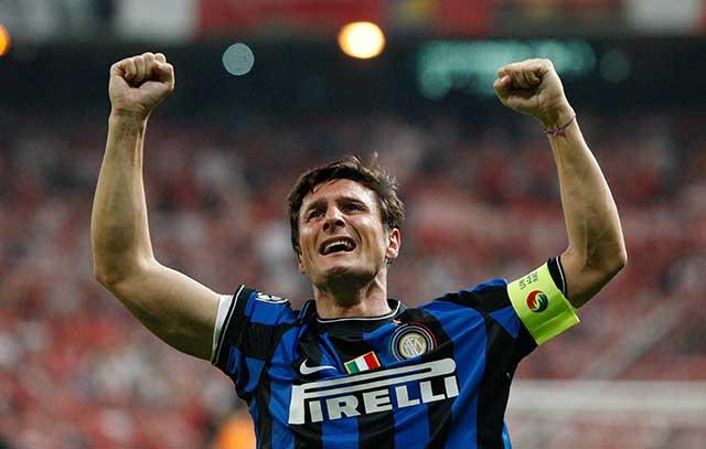 Javier-Zanetti: storia del Capitano
