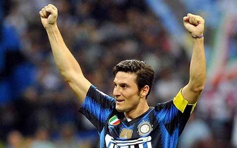 Javier-Zanetti: storia-del-Capitano