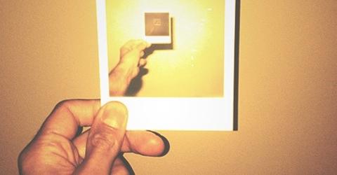 Polaroid Photo Copia