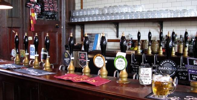 Migliori pub di Londra - Southampton Arms
