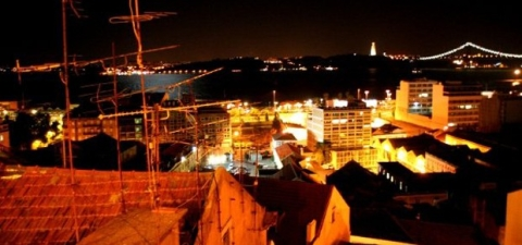 Sardine a Lisbona - Miradouro HP