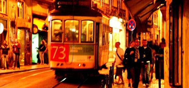 Sardine a Lisbona - tram Bairro Alto HP