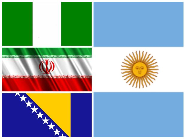 Speciale Mondiali girone F: Argentina, Bosnia, Iran, Nigeria