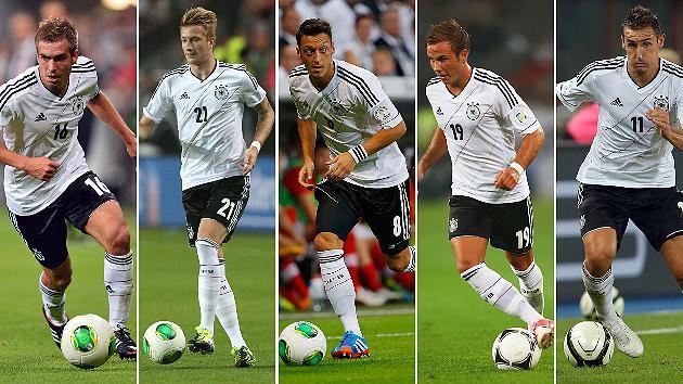 Speciale Mondiali girone G: Germania