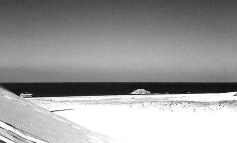Fotografia minimalista Fuerteventura HP