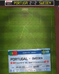Score! World Goals app