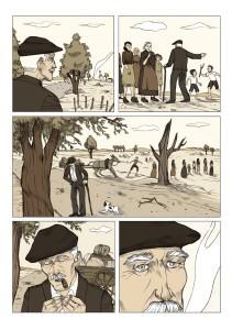 Un graphic novel allo strega? Intervista ad Antonio Pennacchi