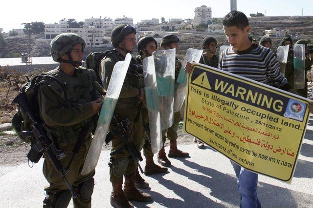 Una finestra sulla Palestina