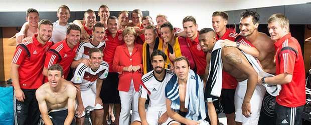 10 conseguenze politiche della Germania campione del mondo