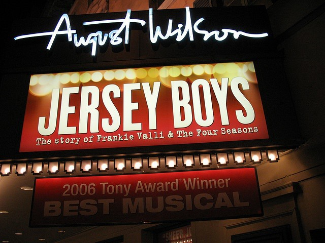 Clint Eastwood, il nuovo film-Jersey Boys