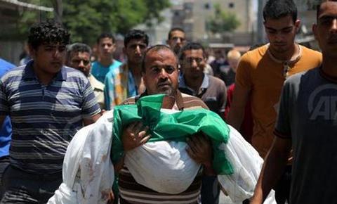 """Diario da Gaza: 14°-15° giorno Operazione """"Protective edge"""""""
