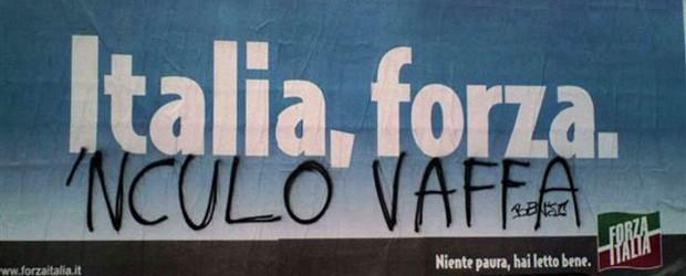 Forza Italia o della credibilità perduta: social top 10