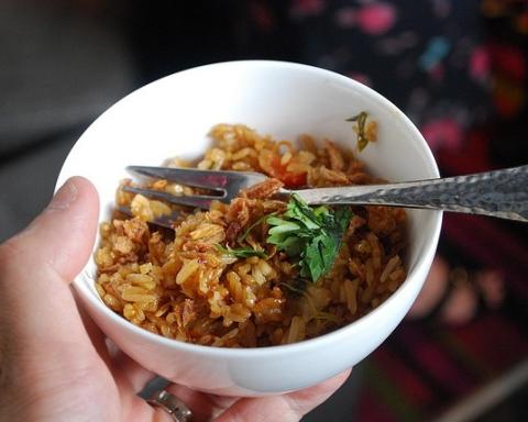 come preparare il nasi goreng
