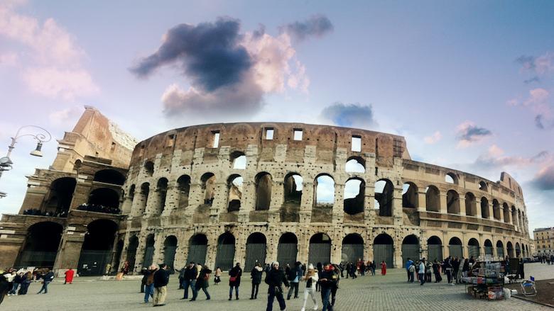 guida turistica a roma