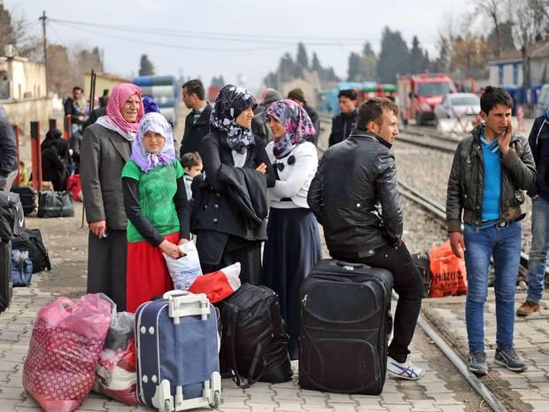politica asilo europea