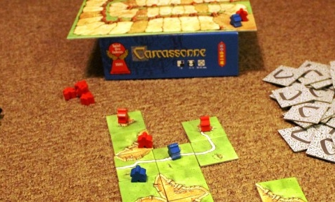 Carcassonne gioco game