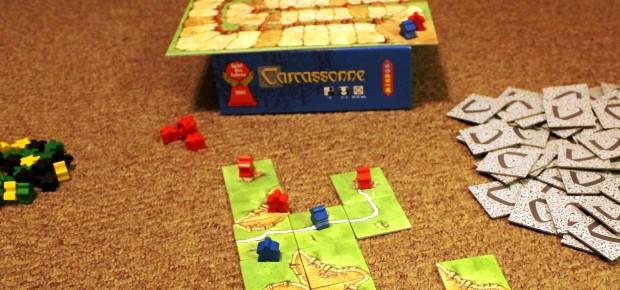 Carcassonne gioco game