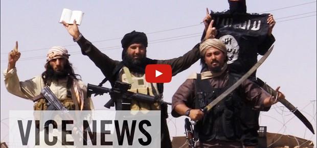 Isis e il Califfato: il documentario di Vice.com