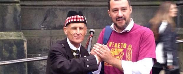 Lega Nord e capitale della Scozia: social top 10