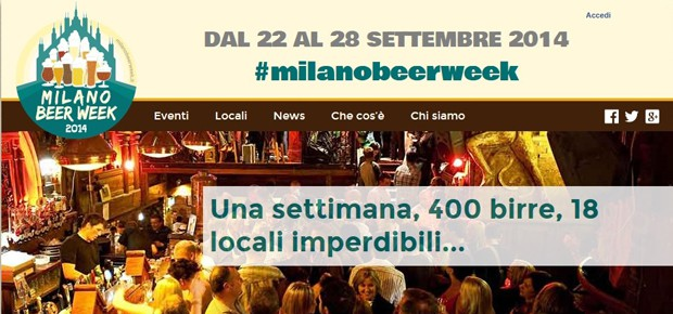 Milano Beer Week