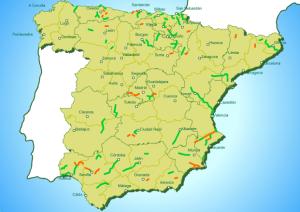 turismo in bicicletta ViasVerdes